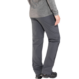 Regatta Xert II Stretch Zip of Trousers Regular Men, seal grey